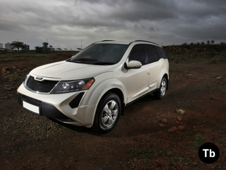 Mahindra XUV 500 Modified by DC Design