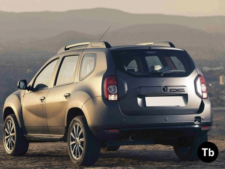 Renault Duster Modified by DC Design