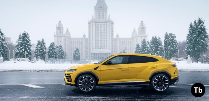 Lamborghini Urus Facts: 10 Amazing Things To Know - Throttlebias
