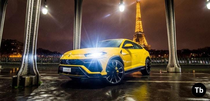 Lamborghini Urus Facts: 10 Amazing Things To Know - Throttlebias