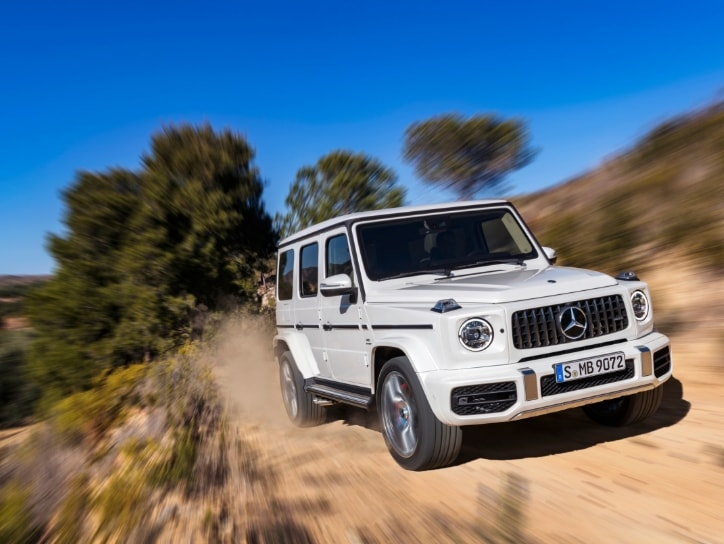 Best Off Road Vehicles In The World