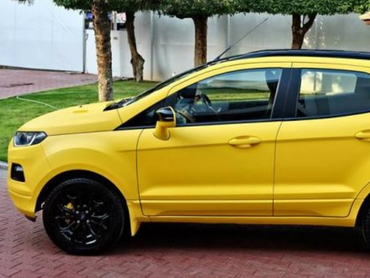 Modified Ford Ecosport Top 5 Badass Models In India Throttlebias