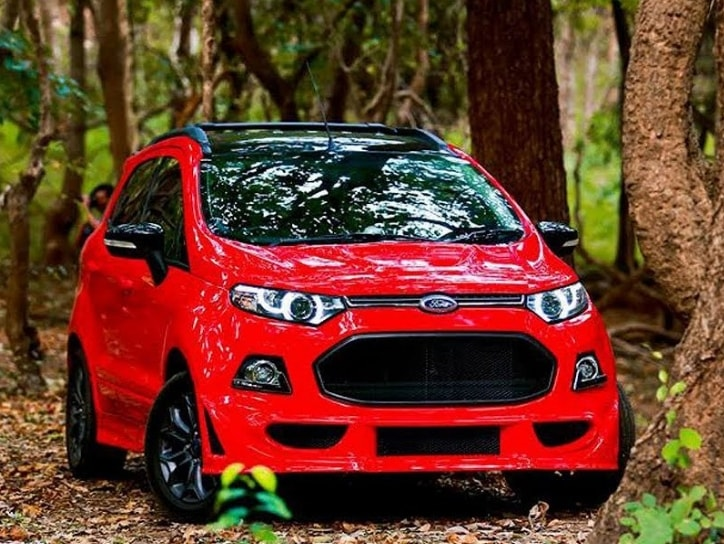 Modified Ford EcoSport: Top 5 Badass Models In India