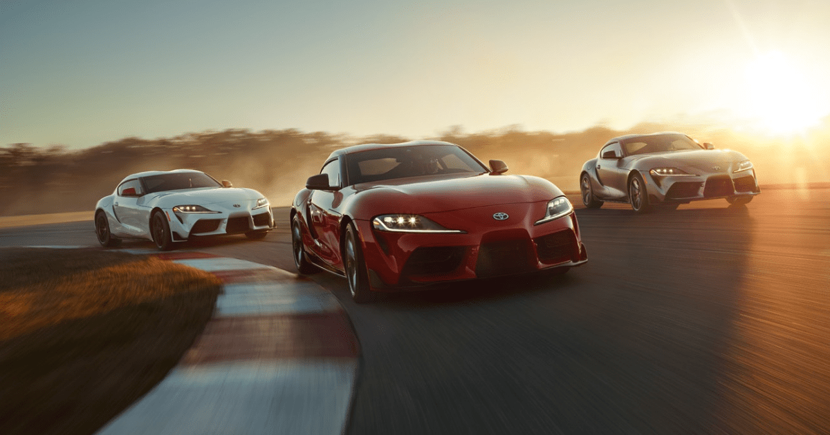 2019 Toyota Gr Supra Images Pics Wallpapers Throttlebias