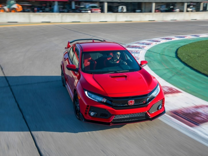 2019 civic type r 0-60