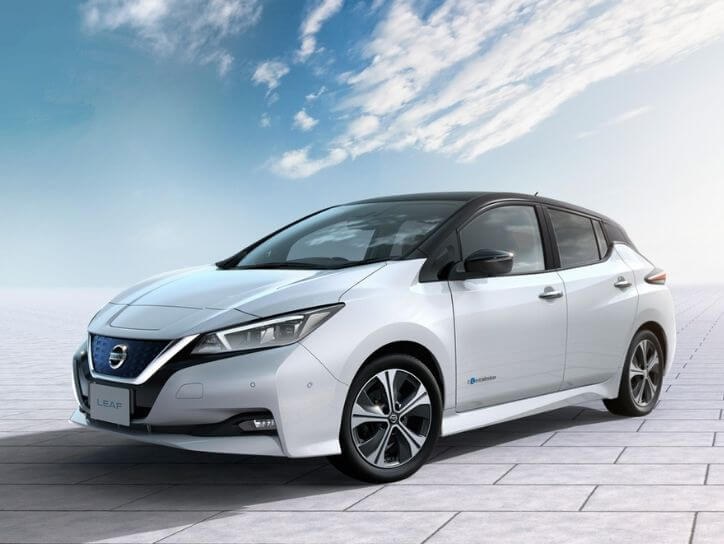 Best selling electric car in the world