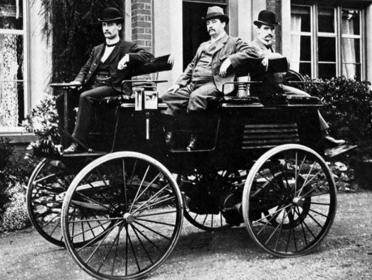 First electric car in the world