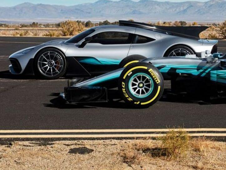 Mercedes AMG Project ONE Top Speed