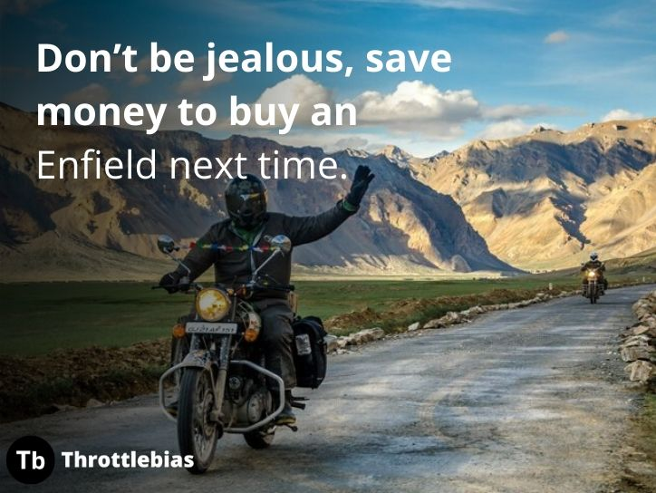 Best Enfield Quotes