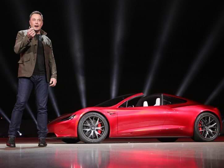 Fastest Tesla Car