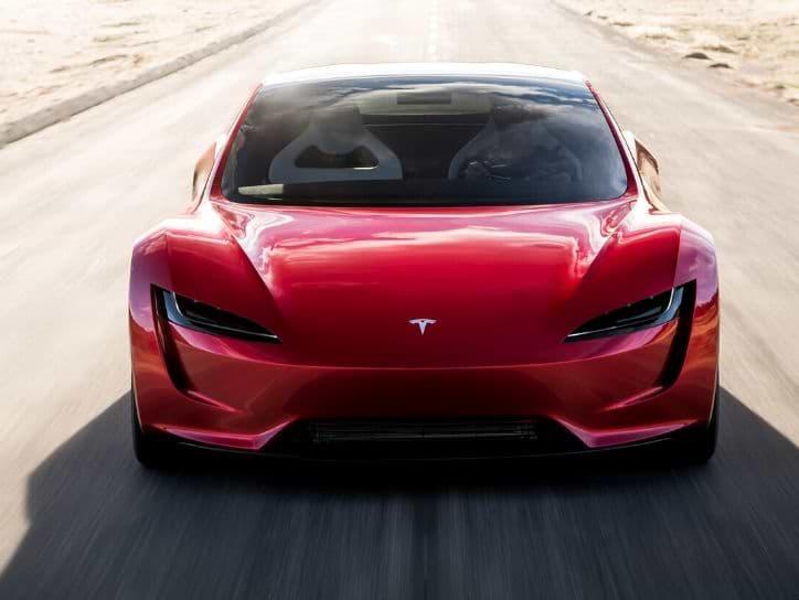 Tesla Roadster Specifications