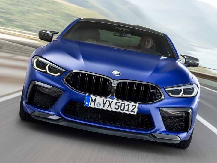 BMW M8 Competition Edition