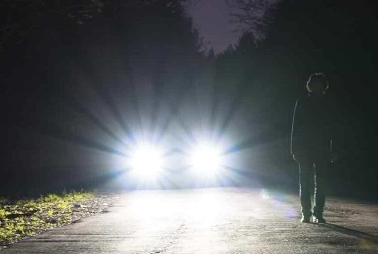 Follow Me Home Headlamps Function