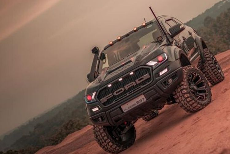 Ford Endeavour Modified SUVs