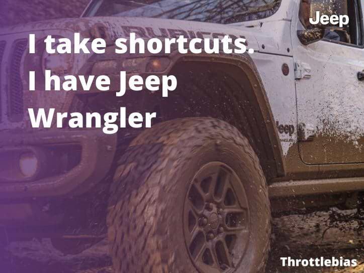 Jeep Quotes list