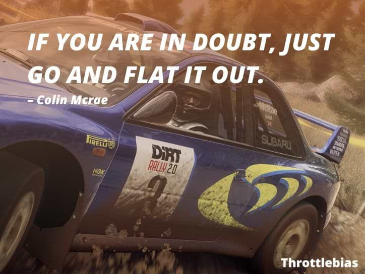 dirt racing quotes