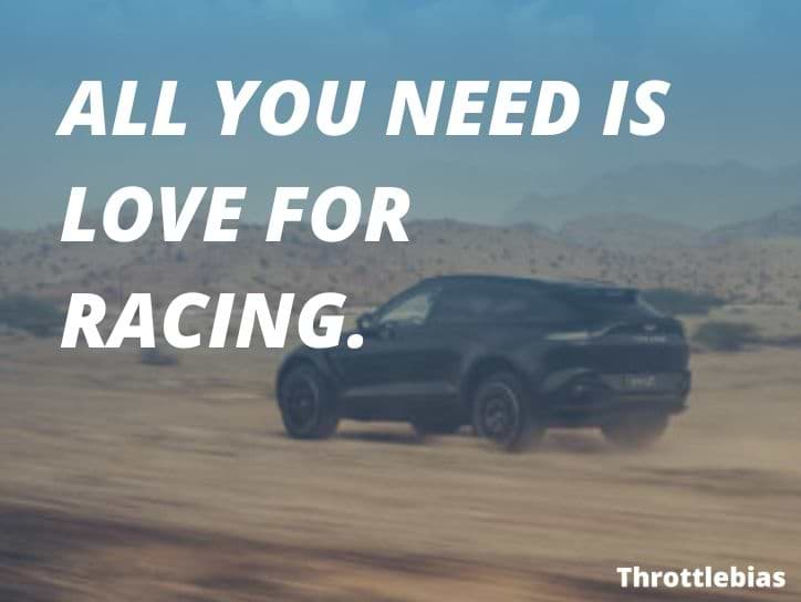 racing quotes and sayings