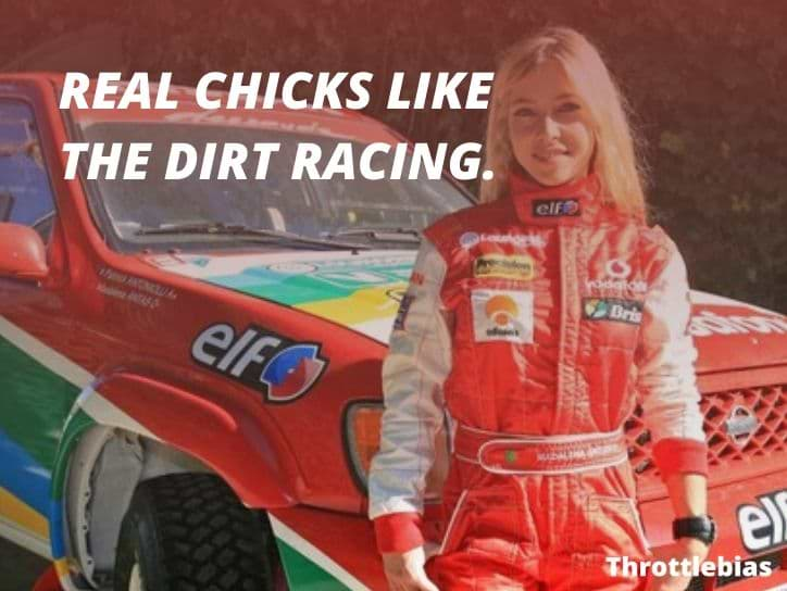 girl racing quotes