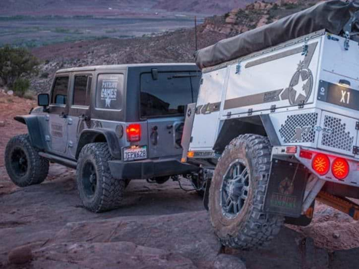 best travel trailers for jeep wrangler