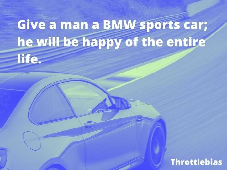 BMW quotes for Instagram