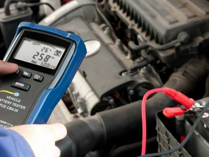 Replace Your Worn Car Battery