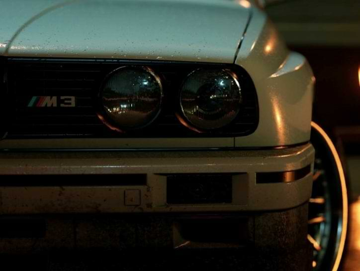 Need for Speed 2015 BMW M3 GTR