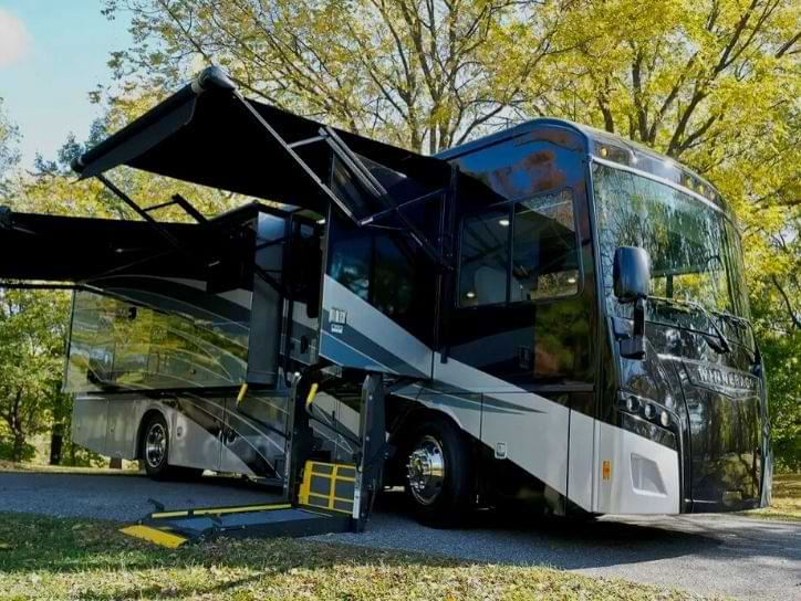 Features of Handicap Accessible Motorhomes