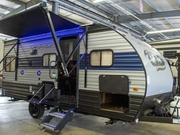 Forest River RV Cherokee Wolf Pup 16TS