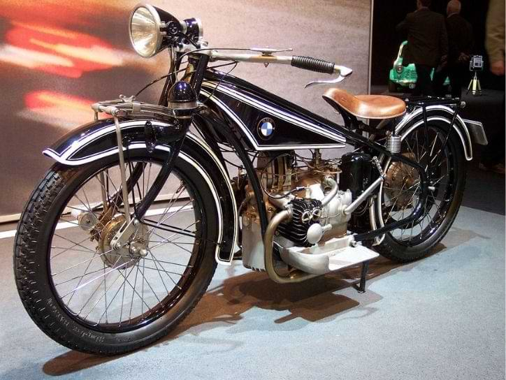 BMW R 32 motorcycle